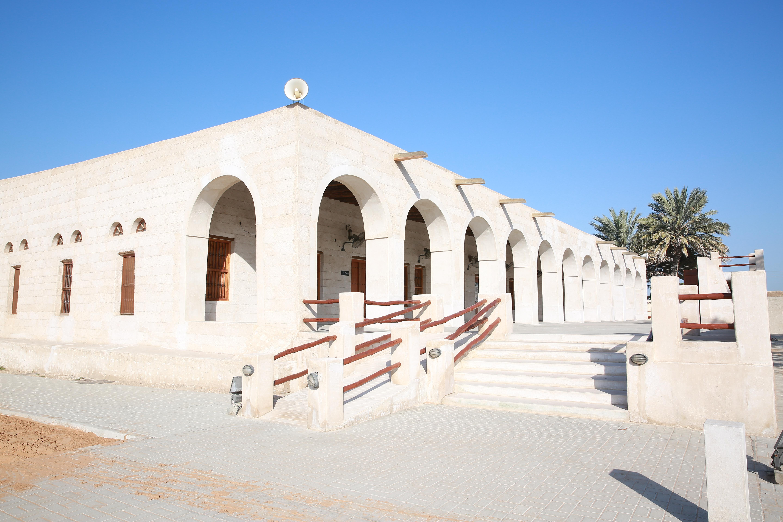 Mohammed Bin Salim Mosque. Ras Al khaima