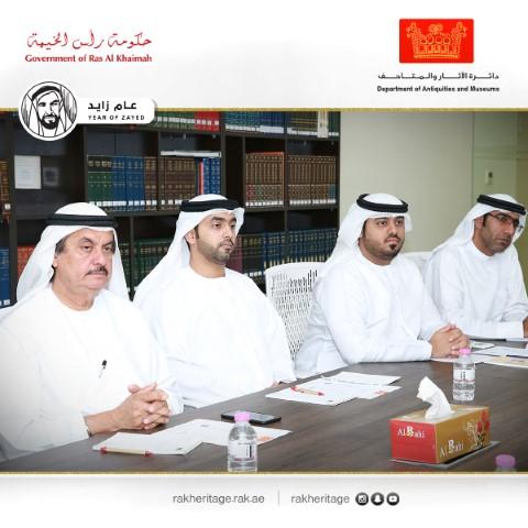 مبادرة الآثار والمتاحف تقرأ سيرة المغفور له الشيخ زايد بن سلطان آل نهيان